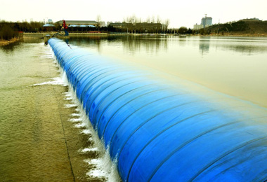 Rubber dam|Shield dam|Tianjin Rubber Industry Research